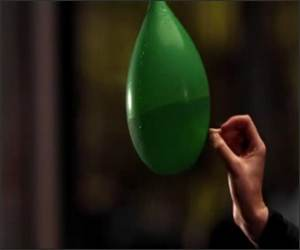 Slow Motion Water Balloons