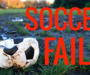 Soccer Fails Funny Video