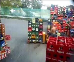 Beer Sorting like a Boss Funny Video