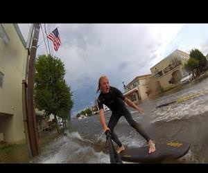 street surfing in new jersey Funny Video