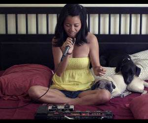 talented beat boxing girl Funny Video