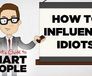 the idiots guide to smart people Funny Video