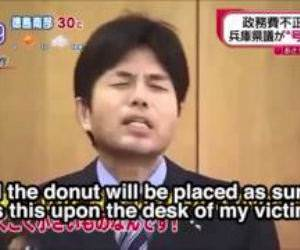 The last Donut Funny Video