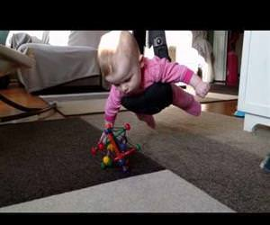 the mission impossible baby Funny Video