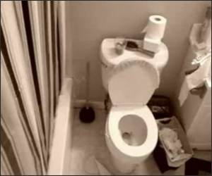 Toilet Shock Funny Video