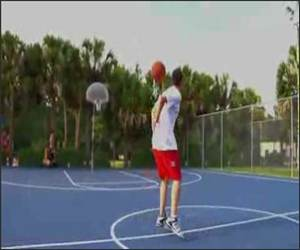 Trick Shot Mastery Funny Video