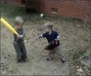Violent Little Boys Funny Video