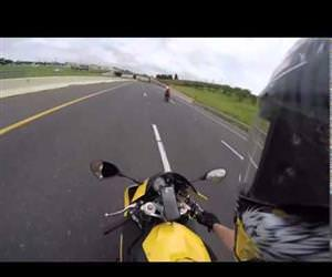 what 200mph looks like Funny Video