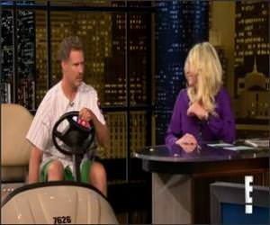Will Ferrell Crashes Chelsea Lately