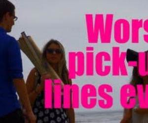 Worst Pickup lines ever Funny Video