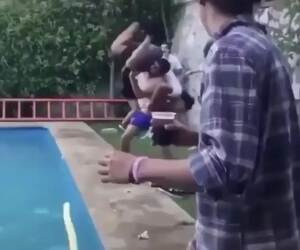 how many friends does it take to get you in the pool