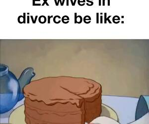 how divorces work
