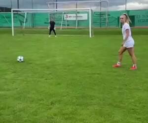 kicking with style