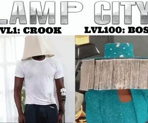 various lamp levels