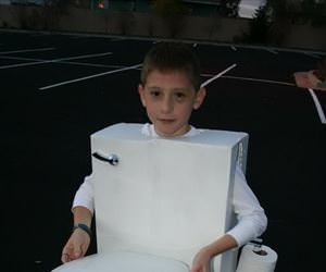 an awesome costume