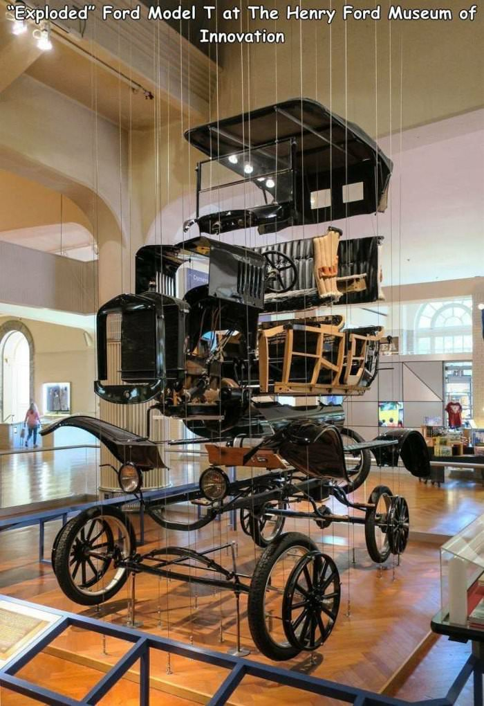 awesome model T setup