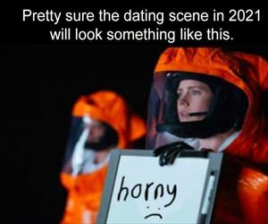 dating in 2021