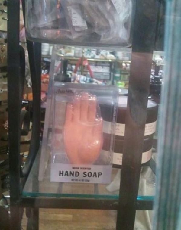 Hand Soap funny picture
