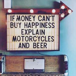 if money cannot buy happiness
