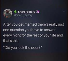 if you get married