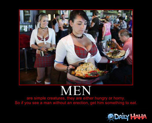 Men are Easy funny picture