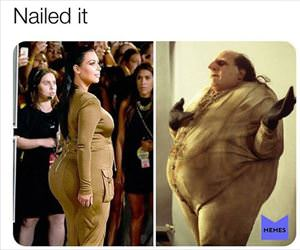 nailed it kim