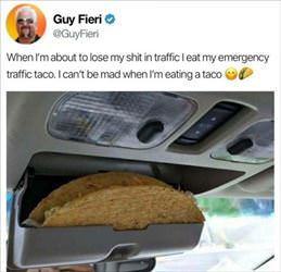 need an emergency taco
