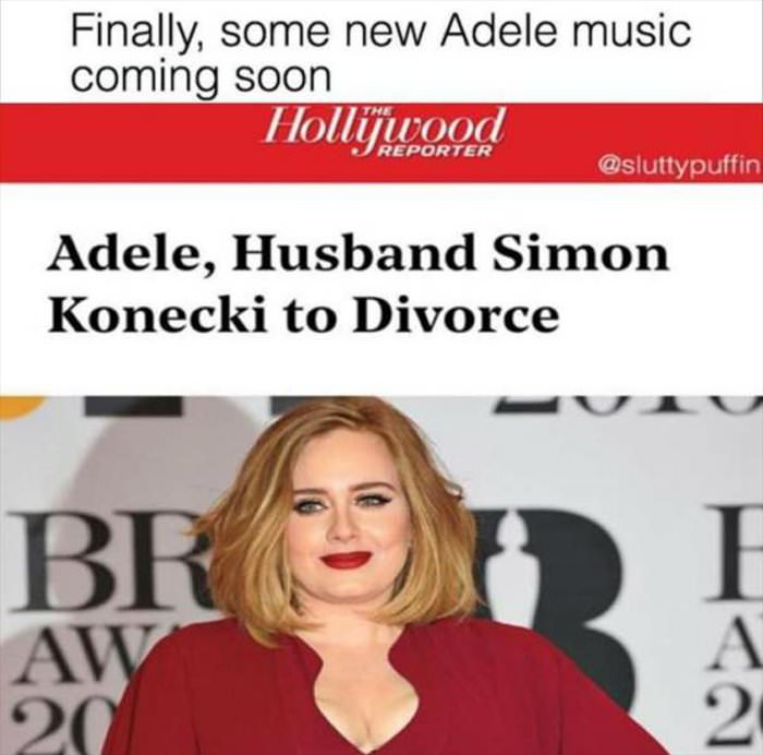 new adele music coming