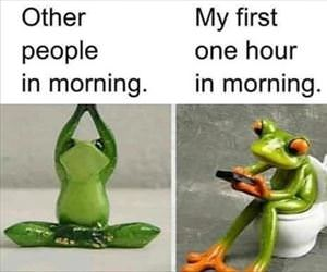 other people vs me ... 2