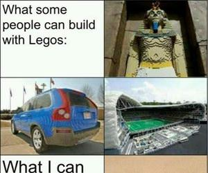 people with legos