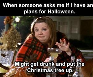 plans for halloween