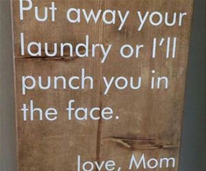 put away your laundry funny picture