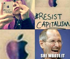 resist funny picture
