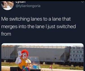 switching to a new lane