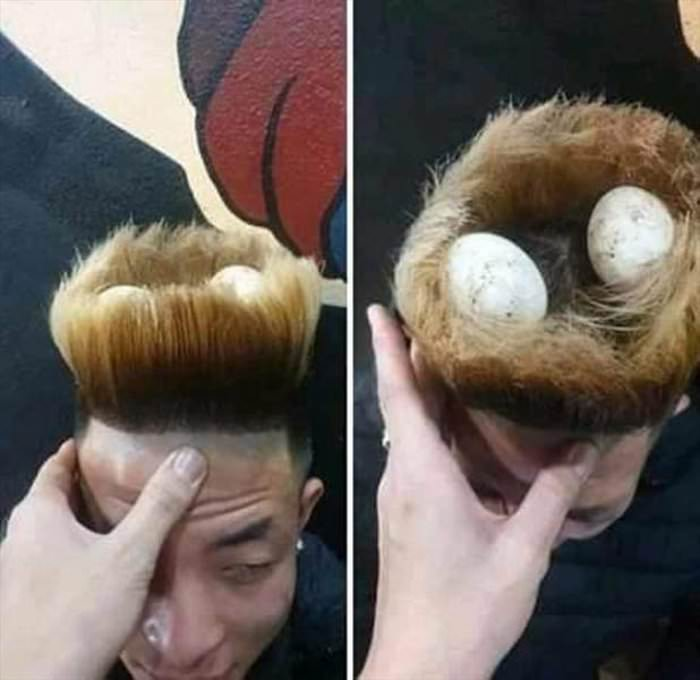 that is some nice hair ... 2