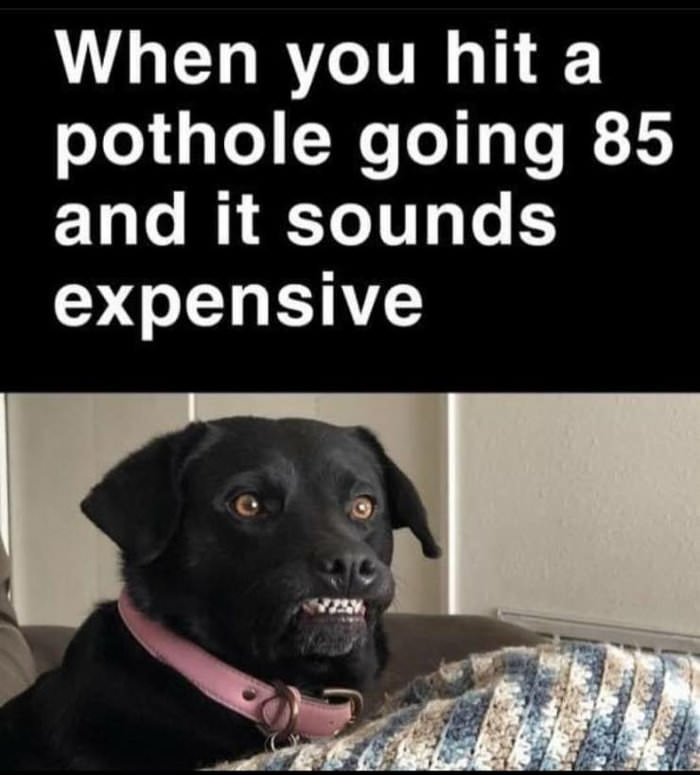 that pothole