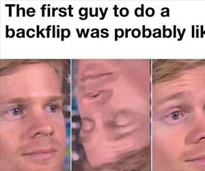 the first guy