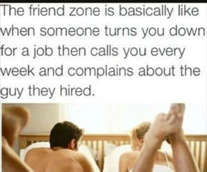 the friend zone ... 2