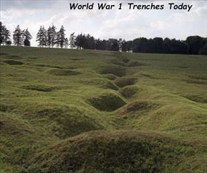 the trenches today