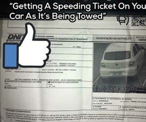 towing ticket