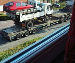 towing a tow of a tow of a tow funny picture