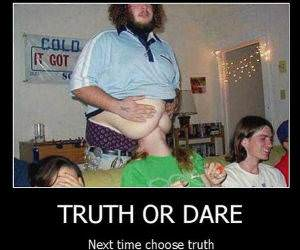 Truth or Dare funny picture