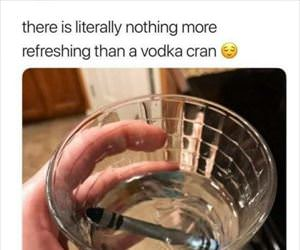 vodka cran