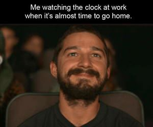 watching the clock at work ... 2