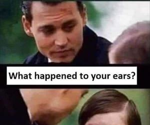 what happened to your ears