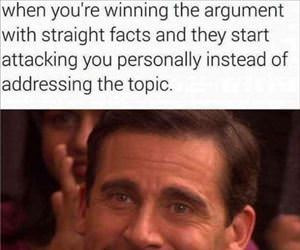 winning the argument