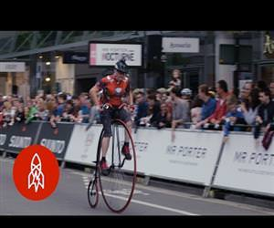 Penny Farthing Racing is Still a Thing Funny Video