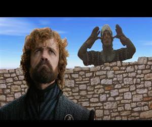Tyrion Tries To Negotiate With Monty Python Funny Video