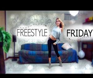 amazing freestyle dancer Funny Video