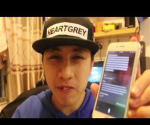 beatboxing with siri Funny Video